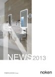 Porcelanosa, MOOD Collection